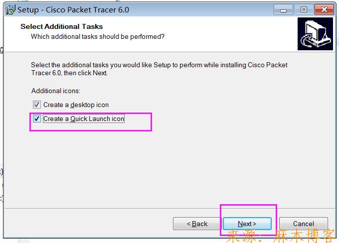 思科模拟器6.0软件安装教程 第7张