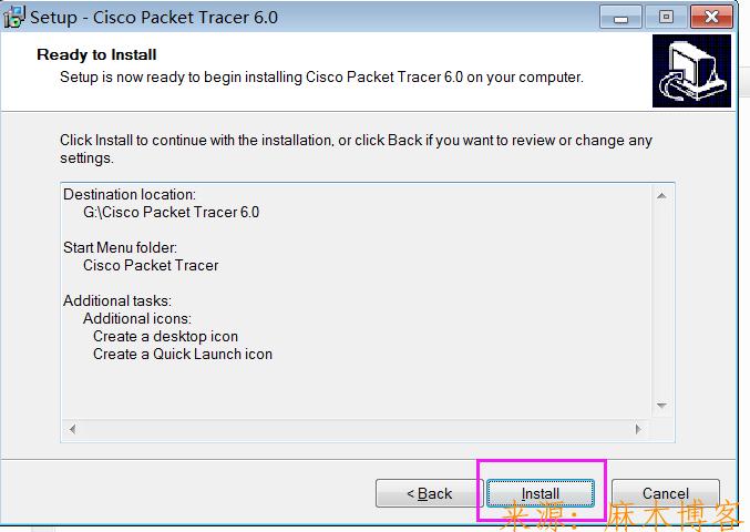 思科模拟器6.0软件安装教程 第8张