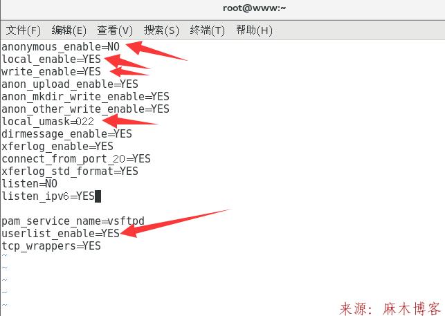 Linux安装vsftpd及配置ftp服务器第二篇-使用filezilla软件管理FTP