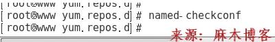 Linux安装BIND服务及配置主/从DNS服务器/缓存服务器第4张-麻木博客