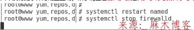 Linux安装BIND服务及配置主/从DNS服务器/缓存服务器第23张-麻木博客